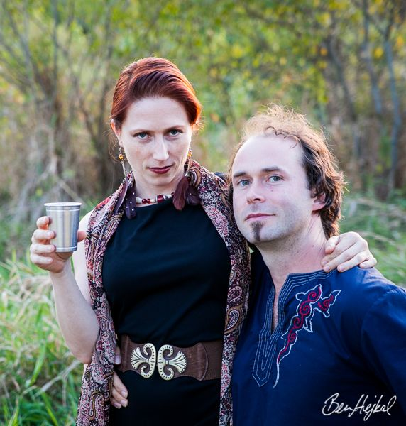 Ted & Ruby Off Grid Blues 2012: Serious